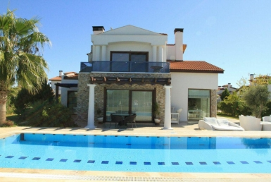 Luxury Villa with private dock in Belek Antalya 1