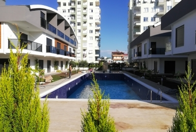 Furnished Apartment in Lara Antalya, with Fascinating design 1