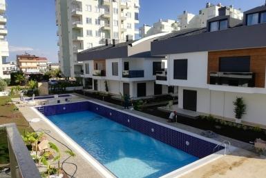 آپارتمان دو خوابه در آنتالیا