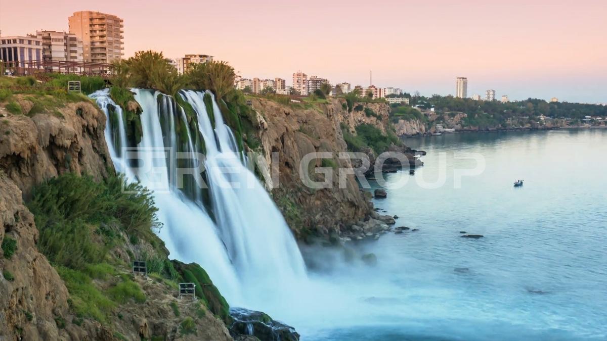 Duden Waterfalls (Düden Şelalesi), Antalya, Turkey 1