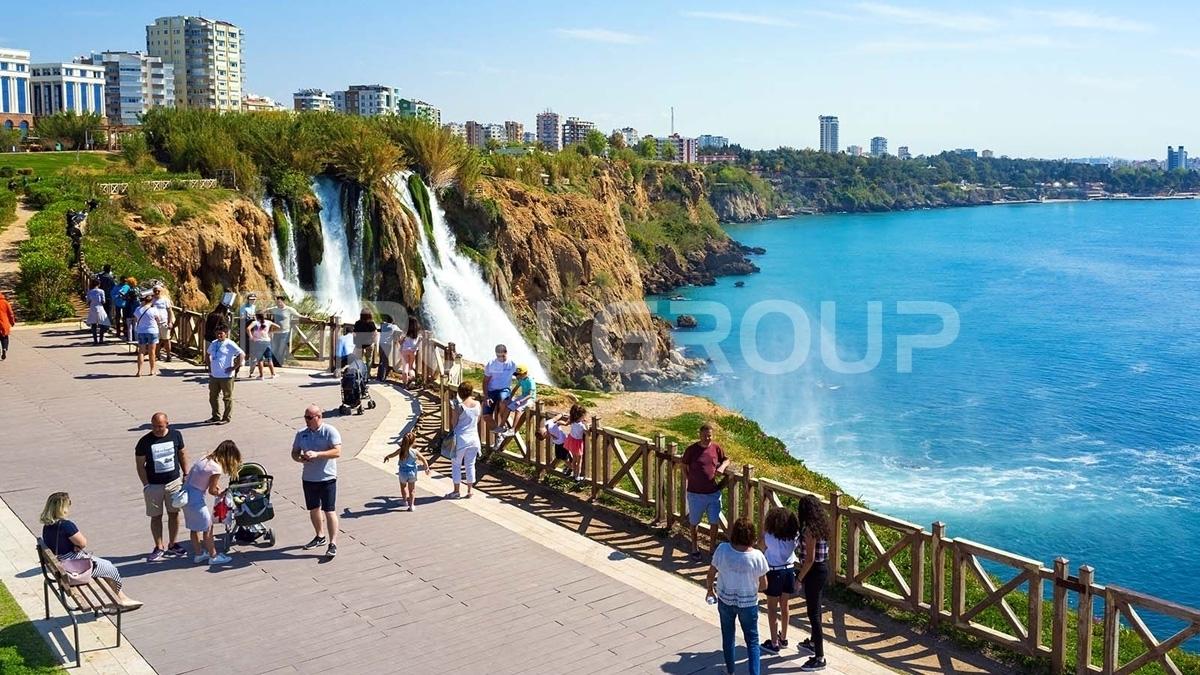 Duden Waterfalls (Düden Şelalesi), Antalya, Turkey 2
