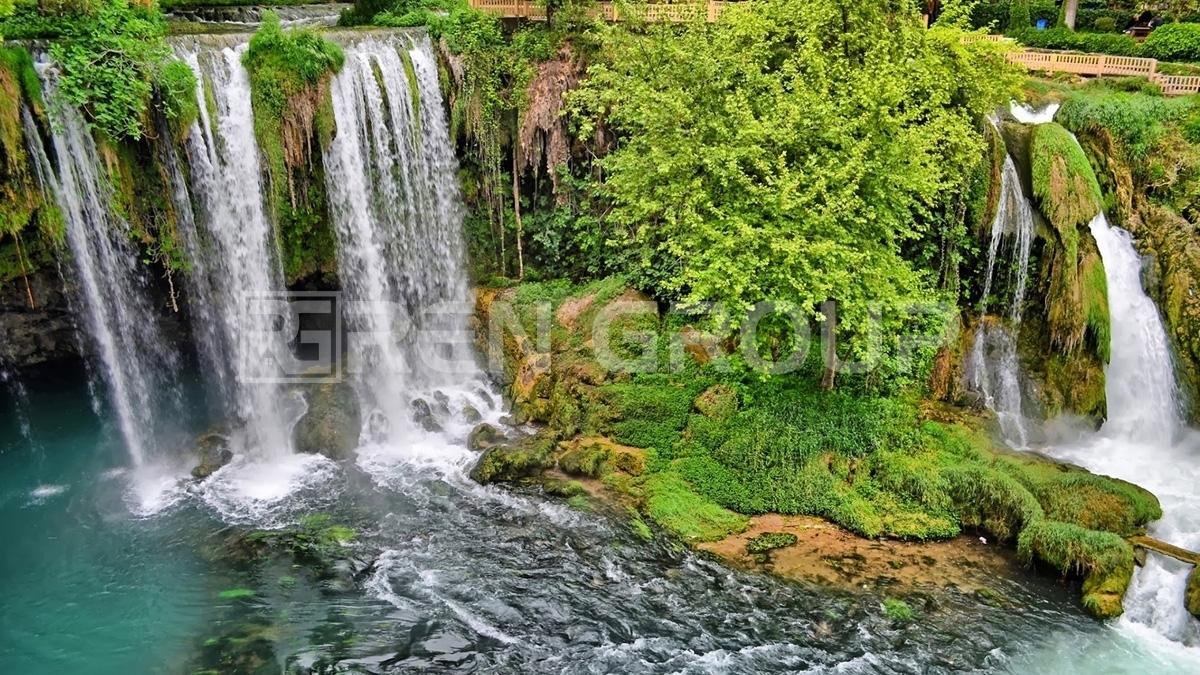 Duden Waterfalls (Düden Şelalesi), Antalya, Turkey 3