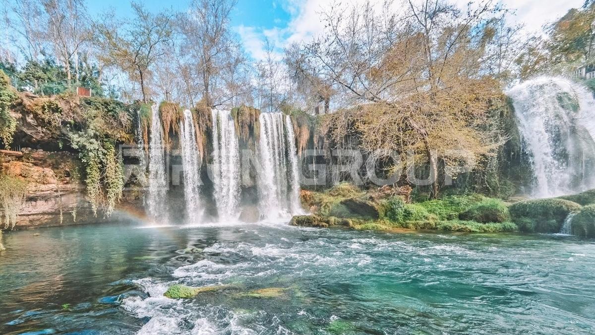 Duden Waterfalls (Düden Şelalesi), Antalya, Turkey 4