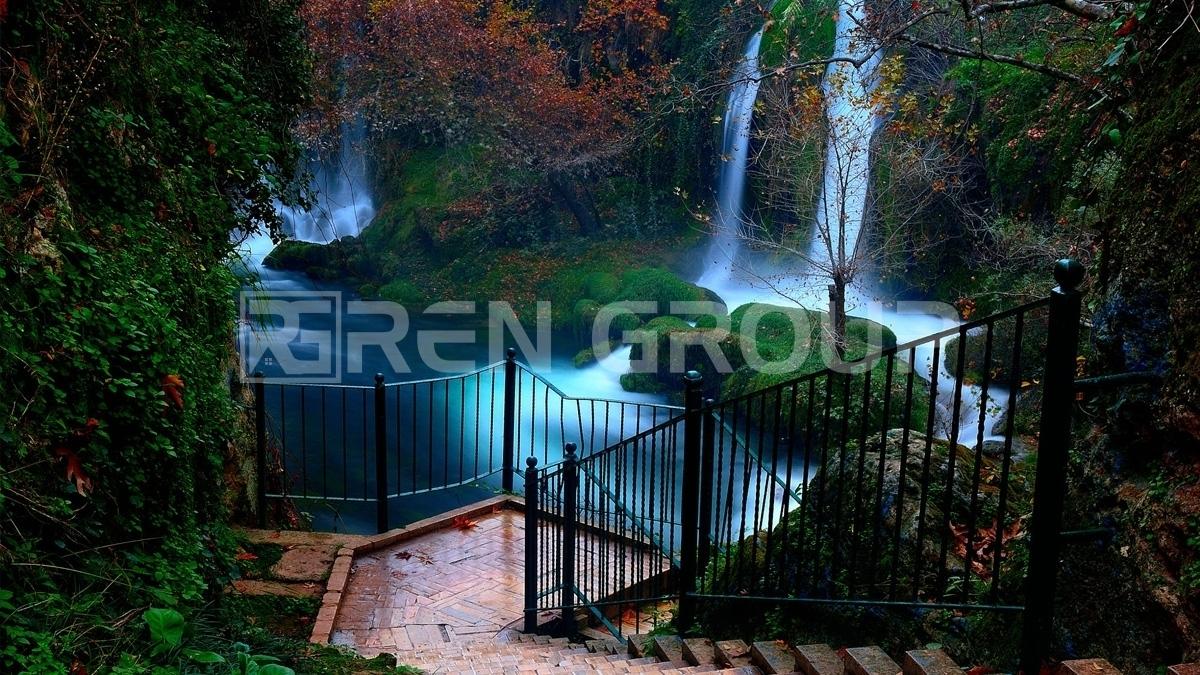 Duden Waterfalls (Düden Şelalesi), Antalya, Turkey 5