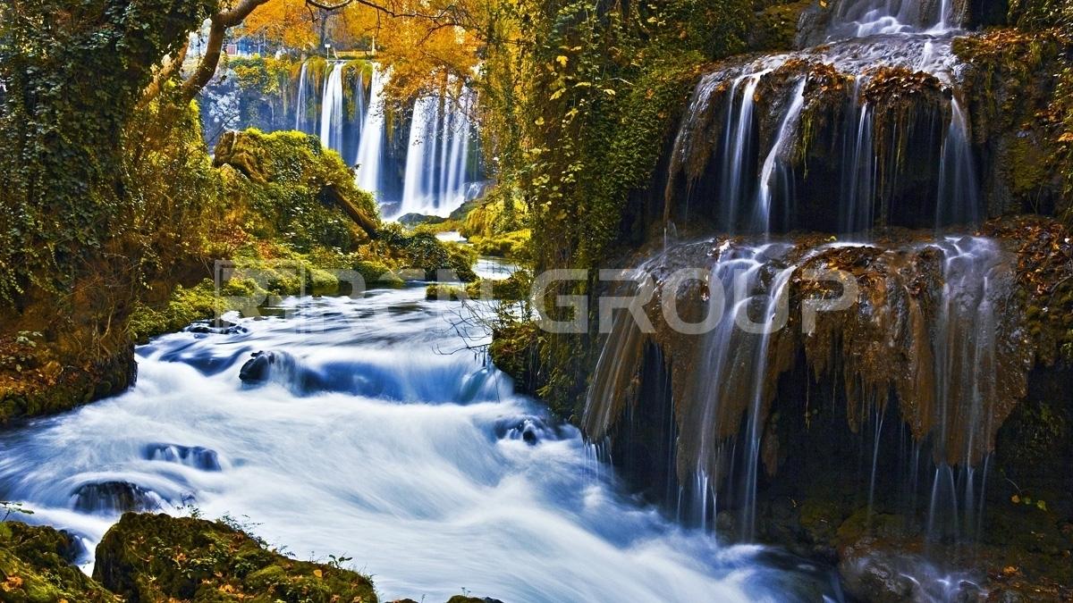 Duden Waterfalls (Düden Şelalesi), Antalya, Turkey 6