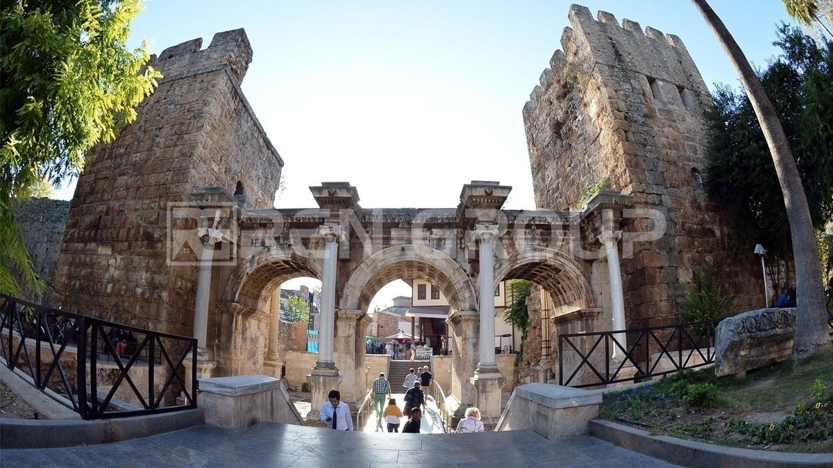 Kaleiçi, Old Antalya, Turkey 1