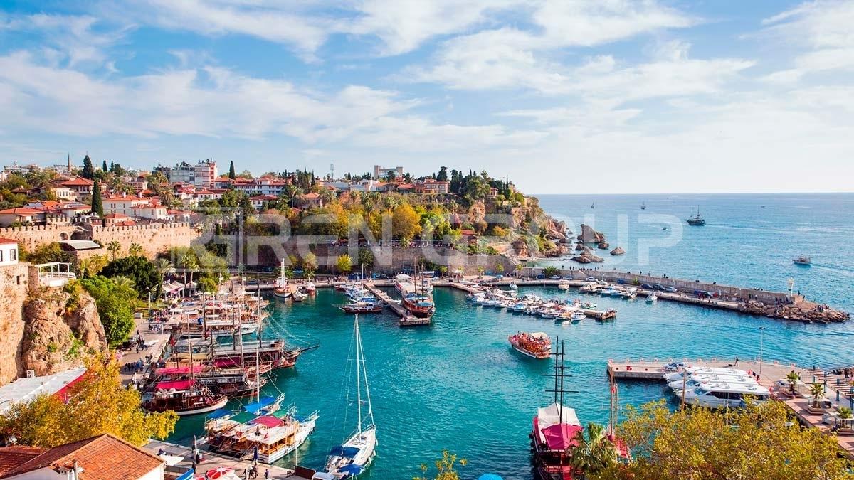 Kaleiçi, Old Antalya, Turkey 3