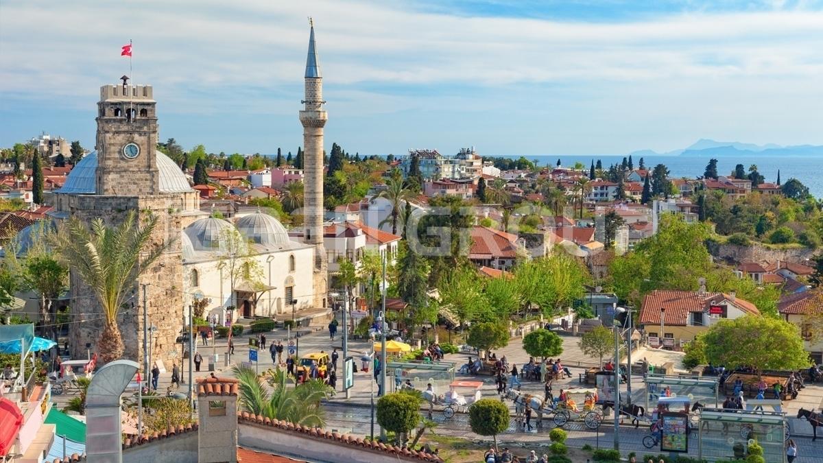 Kaleiçi, Old Antalya, Turkey 4