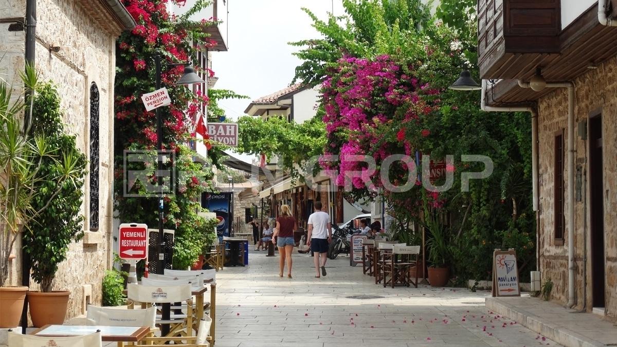 Kaleiçi, Old Antalya, Turkey 5