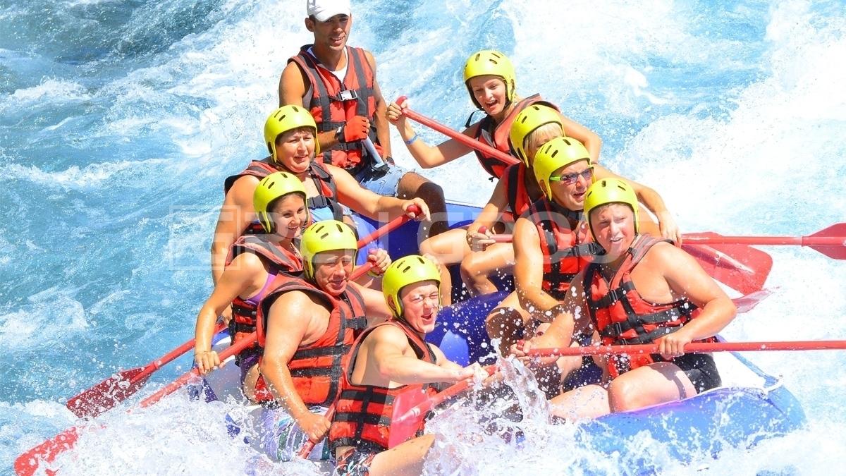 Rafting Antalya, Turkey 1
