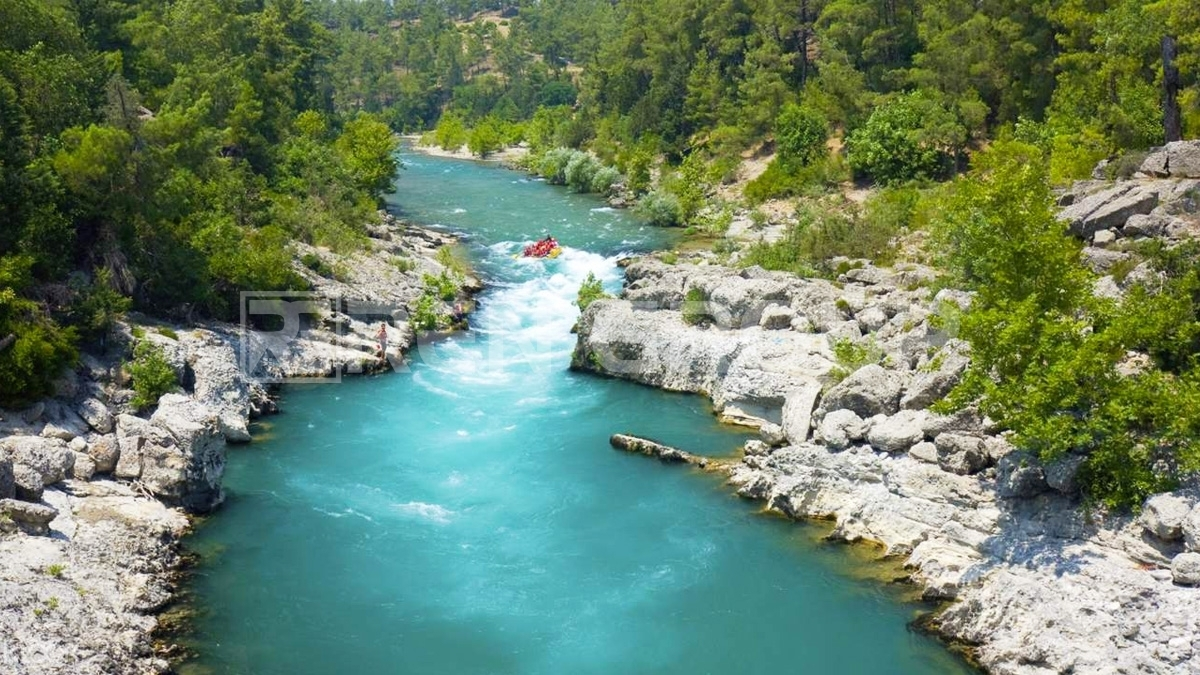 Rafting Antalya, Turkey 2