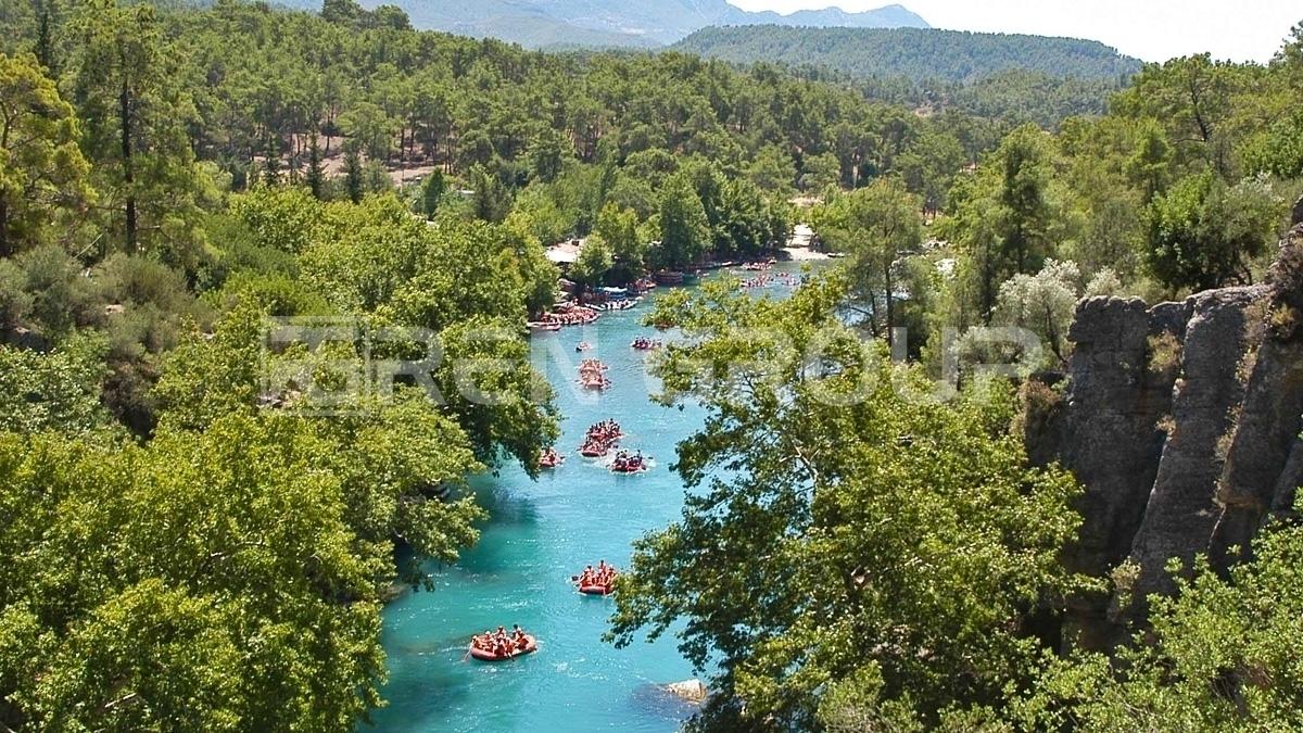 Rafting Antalya, Turkey 3