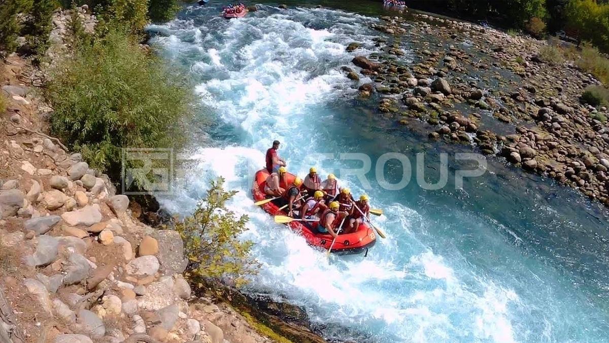 Rafting Antalya, Turkey 4