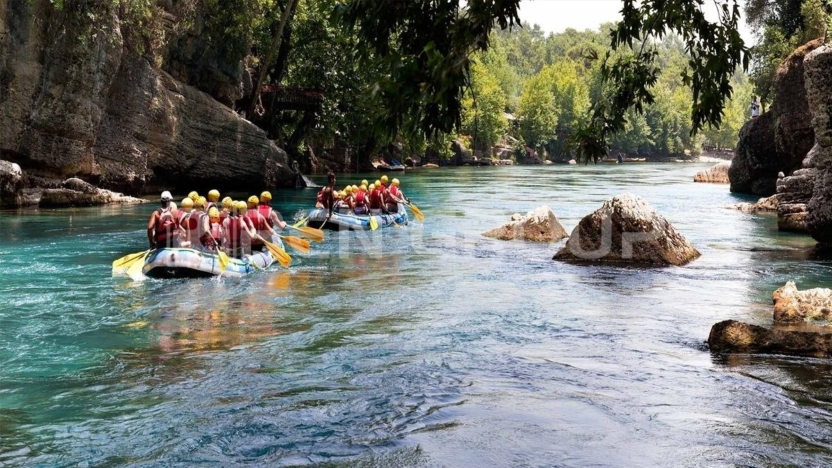 Rafting Antalya, Turkey 5