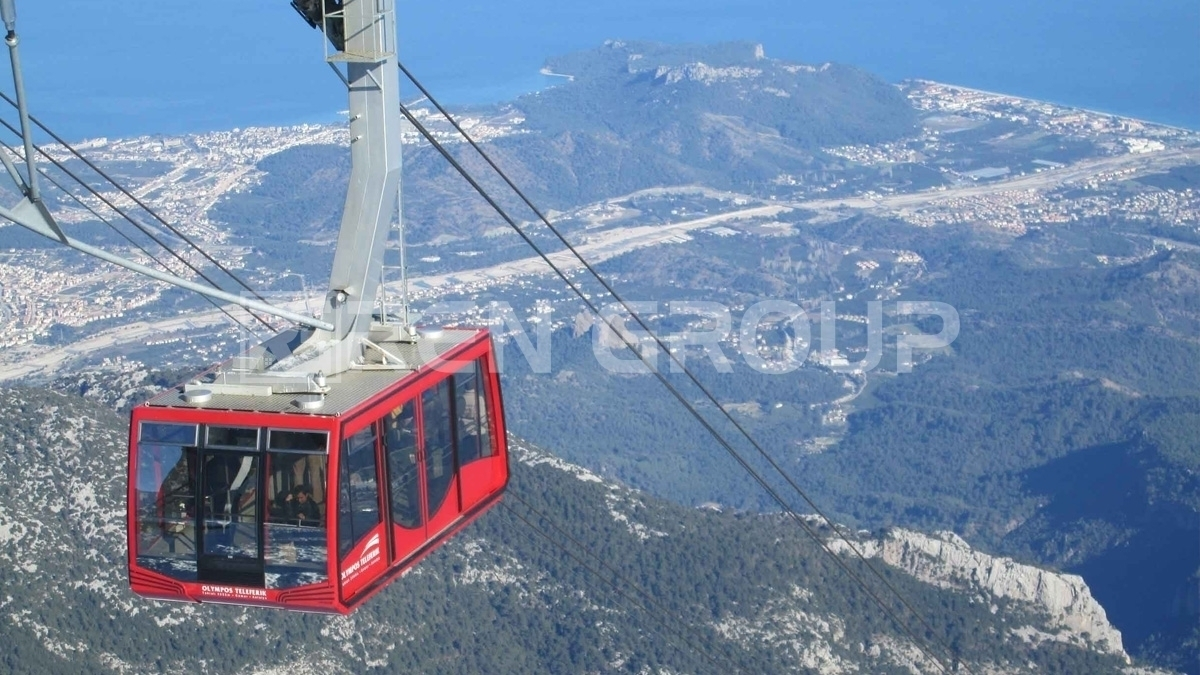 Olympos Teleferik, Antalya, Turkey 2