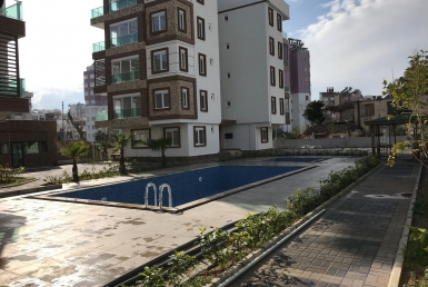 New Built Apartment with Swimming Pool in Antalya 5