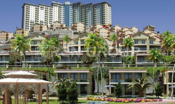Remarkable luxury Apartment with Desirable Features in Alanya 2
