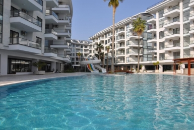 Alanya Aqua Apartments in Kestel with Privileged Features 5