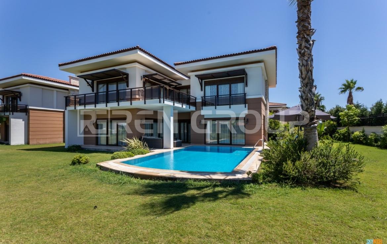 Spacious Duplex Villa in Antalya