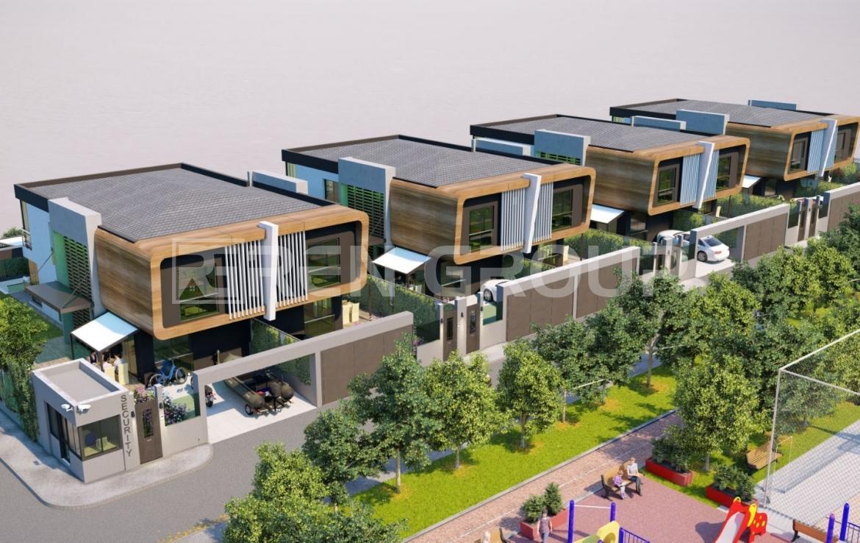 Turnkey Duplex Villas in Antalya with Full Facilities