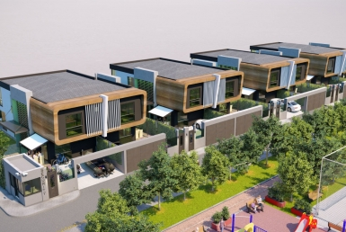Turnkey Duplex Villas in Antalya with Full Facilities
