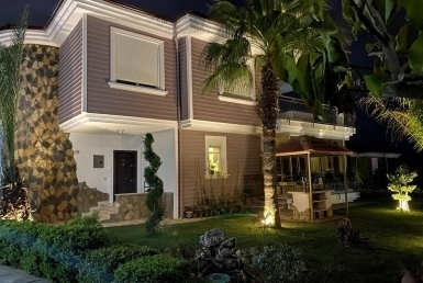 Fully Furnished  Sea View Villa in Alanya 1