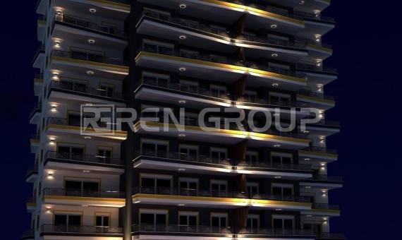 فروش آپارتمان های نوساز در آلانیا 3
