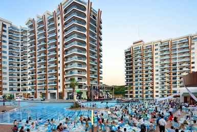 Luxury Complex for Sale in Alanya