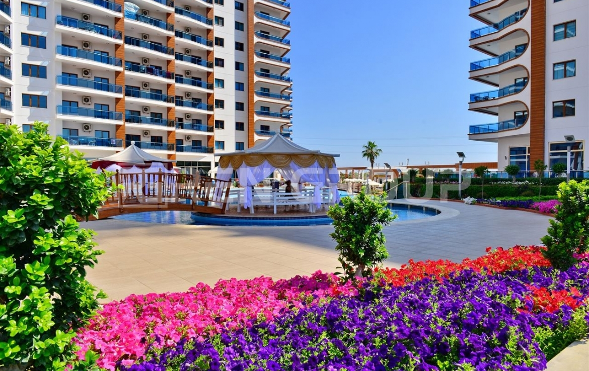 Specious Complex for Sale in Alanya