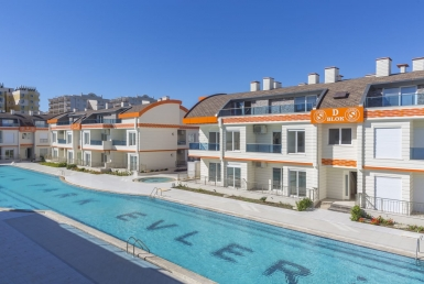 New-Built Apartments in Kundu Antalya