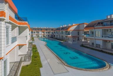 خرید آپارتمان های نوساز در کوندو آنتالیا با تمامی امکانات