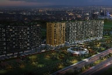 آپارتمان های شیک و مدرن در بهترین موقعیت استانبول