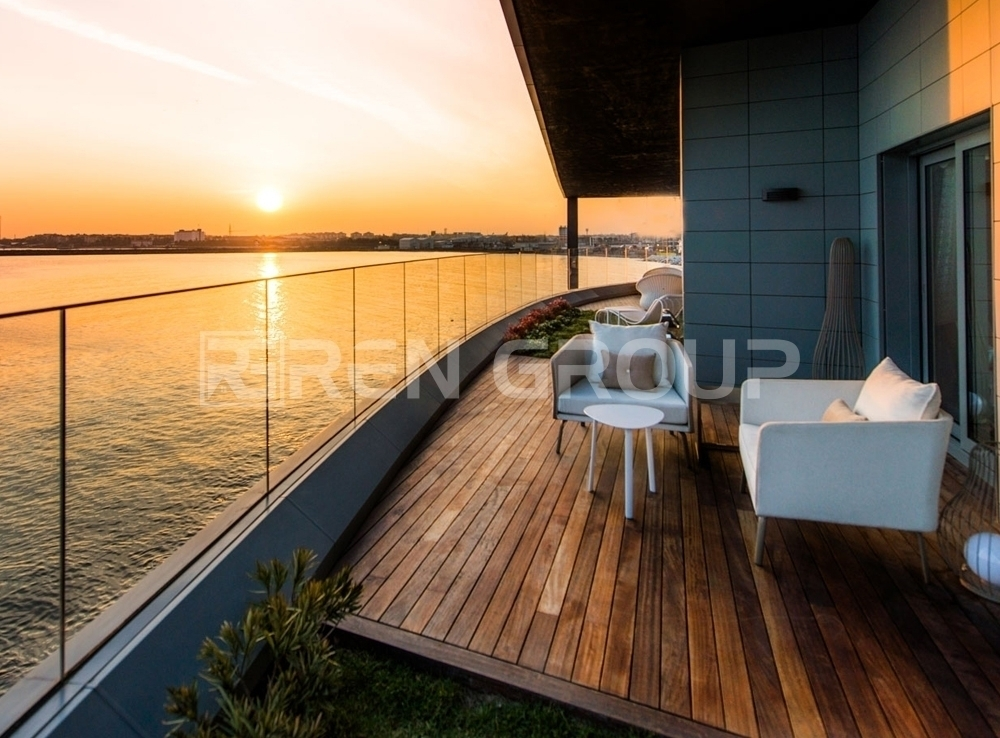 فروش آپارتمانهای سوپرلوکس در ساحل استانبول