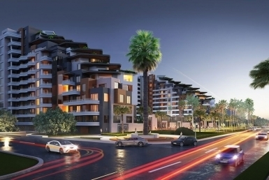 apartments in Konyalti Antalya