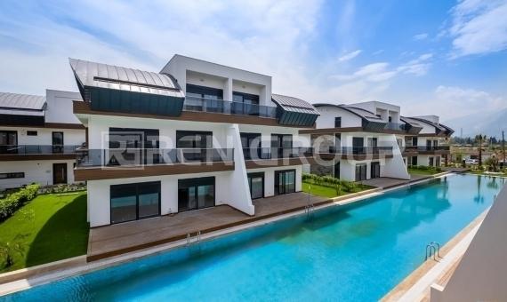 Luxury Villas for Sale in Konyaalti region of Antalya