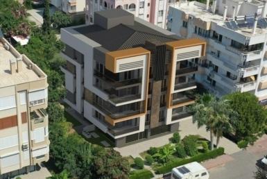 آپارتمان 3 خوابه دوبلکس و نوساز در کنیالتی آنتالیا