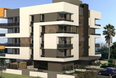 New-Built duplex apartment in Konyaalti Antalya