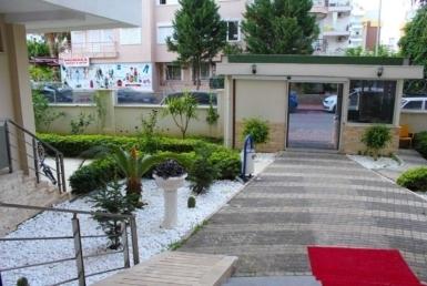 Conveniently located apartment in Hurma Konyaalti area
