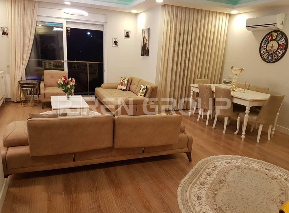 Luxury apartment in Konyaalti Antalya with unique Facilities