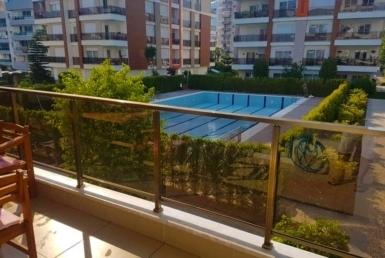 آپارتمان لوکس در کنیالتی آنتالیا با امکانات بی نظیر