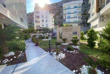 آپارتمان 2 خوابه با گاز شهری در کنیالتی آنتالیا