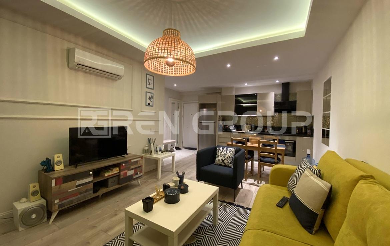 Modern Apartment in a luxury complex in Kundu Antalya