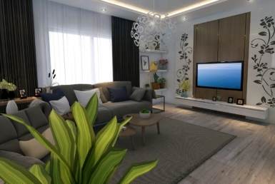 Installment apartments in Konyalti Antalya