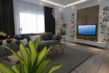 Installment apartments in Konyalti Antalya