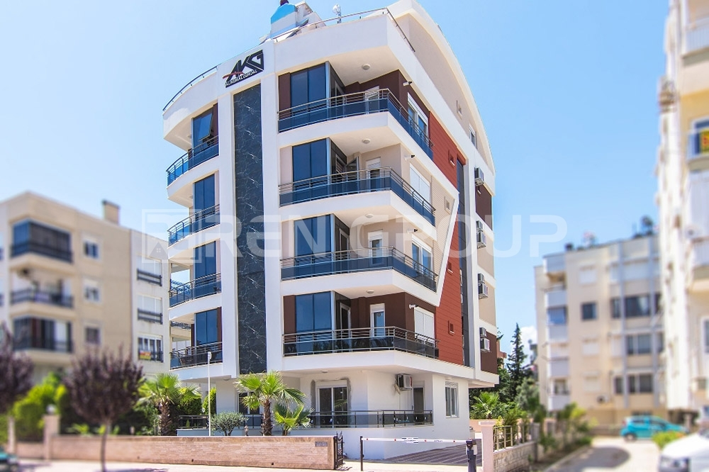 2 Bedroom duplex apartment in Konyalti Antalya