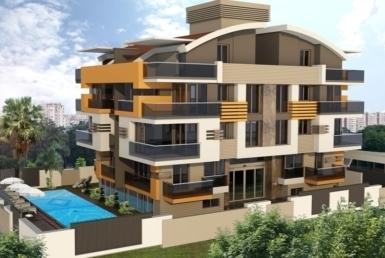 فروش آپارتمان دوبلکس نزدیک به دریا در کنیالتی