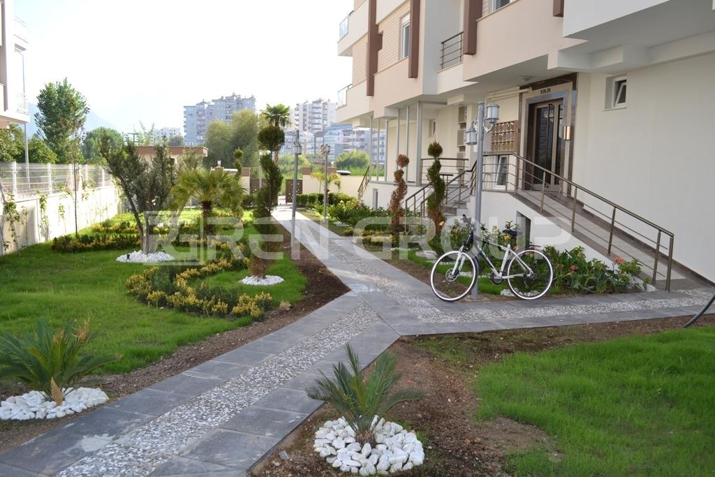 آپارتمان 1 خوابه در کنیالتی آنتالیا با امکانات رفاهی عالی
