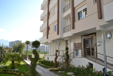 1 bedroom apartment in Konyalti Antalya with excellent amenities
