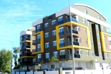فروش آپارتمان 1+2 در کنیالتی آنتالیا با امکانات عالی