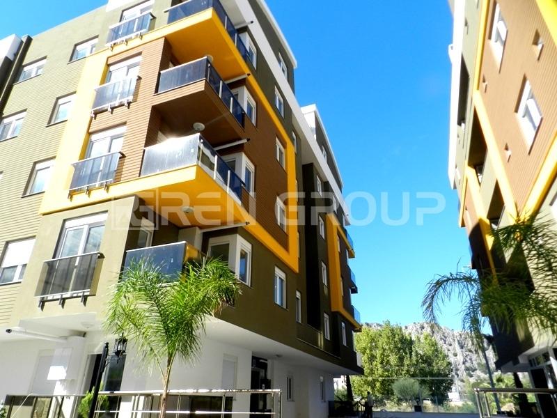 2+1 apartment in Konyalti Antalya with beautiful design